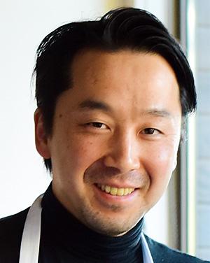 オーナーシェフ 清水 桂氏
