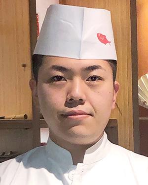 料理長 田中 英司氏
