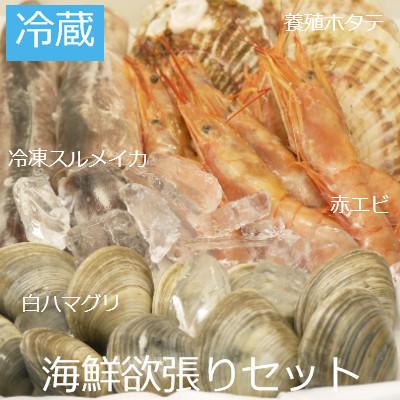 海鮮BBQセット八戸市内ならご自宅へ配達します!